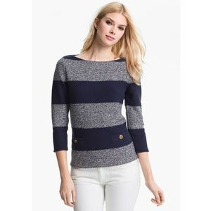 NEW Tory Burch Becky Sweater